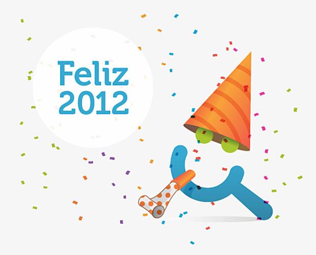 Feliz 2012 | Tiching